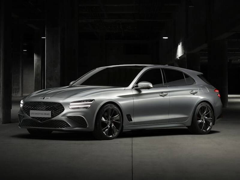 Another wagon America won't get because we have no taste.