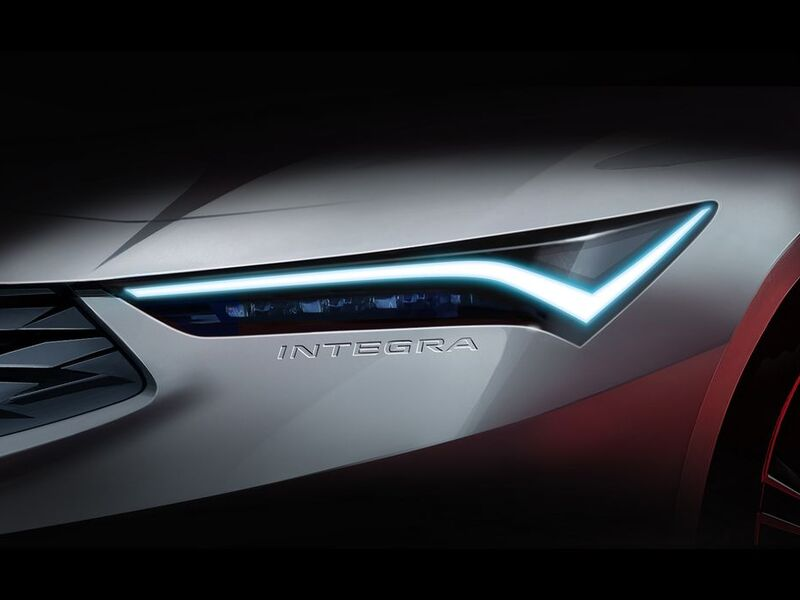 Some elements from the new TSX show up in this teaser shot.
