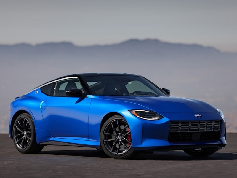 Finally, a Z car to lust after.