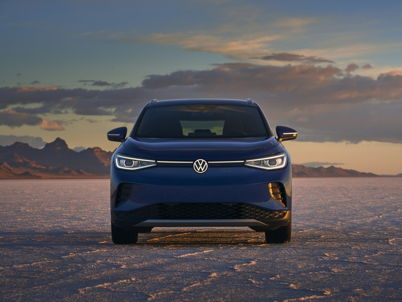 The horizon looks bright for the ID.4 now that it got the nod from the IIHS.
