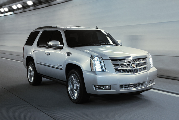 Review: 2012 Cadillac Escalade ESV