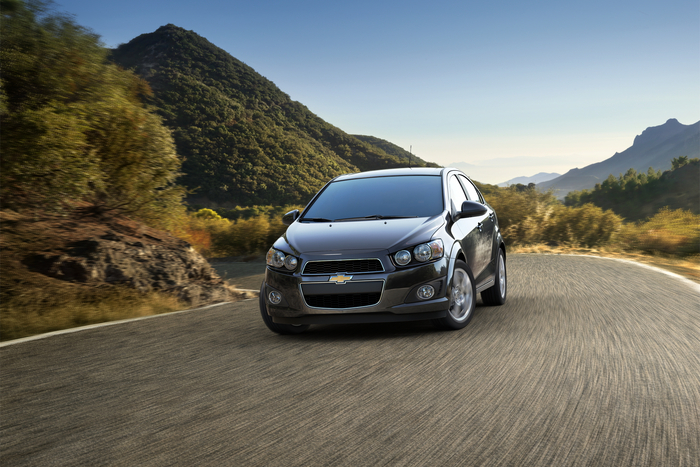 Review: 2012 Chevrolet Sonic