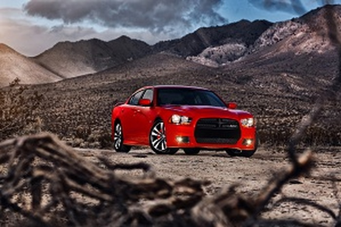 Review: 2012 Dodge Charger SRT8