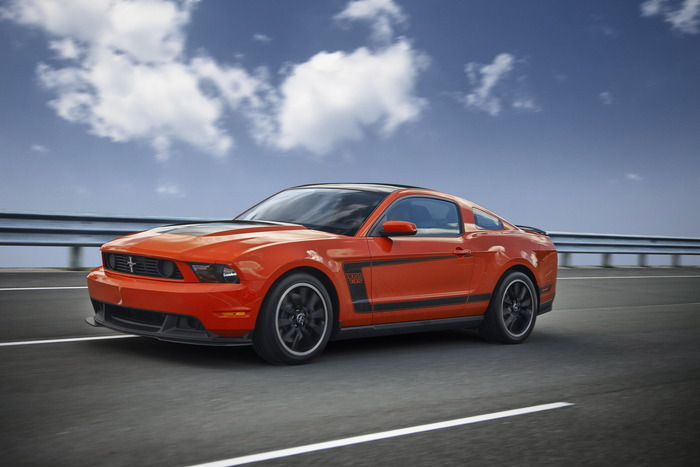Review: 2012 Ford Mustang Boss 302