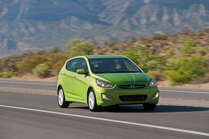 Review: 2012 Hyundai Accent