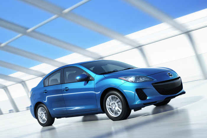 Review: 2012 Mazda 3 SKYACTIV