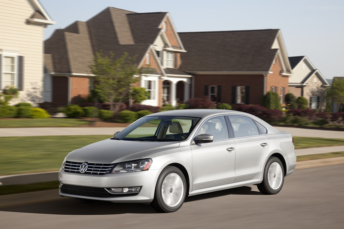 Review: 2012 Volkswagen Passat