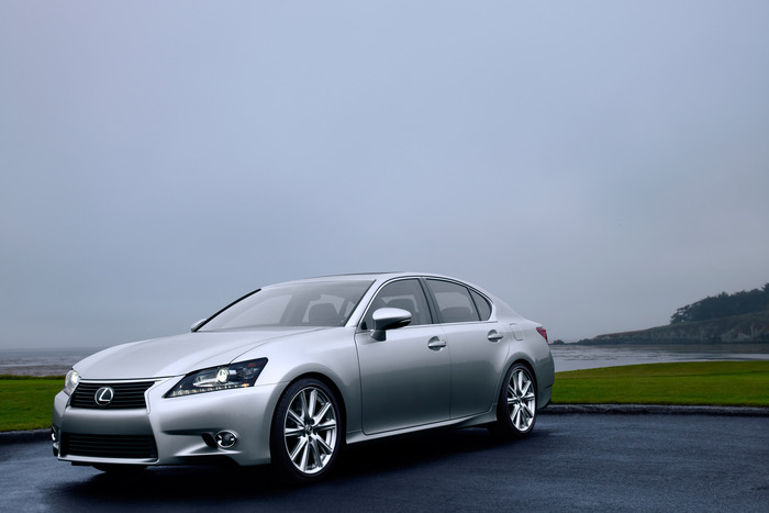First Drive: 2013 Lexus GS