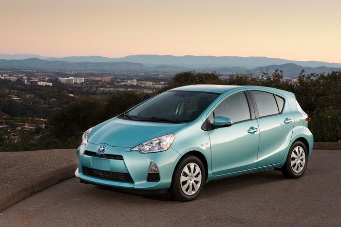Review: 2012 Toyota Prius C