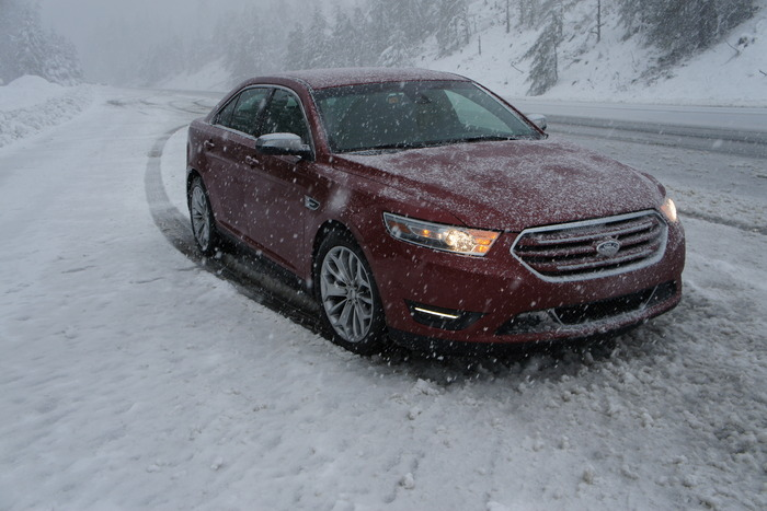 First Drive: 2013 Ford Taurus