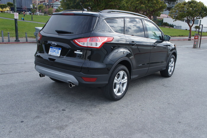 2013 ford escape titanium review web2carz. Black Bedroom Furniture Sets. Home Design Ideas