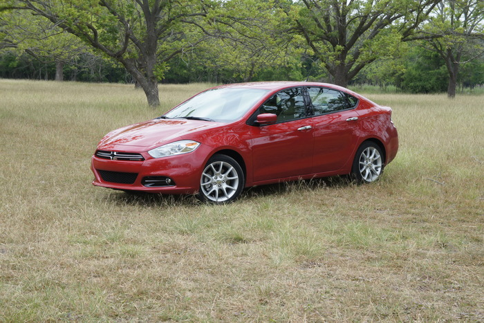 2013 Dodge Dart First Drive Review
