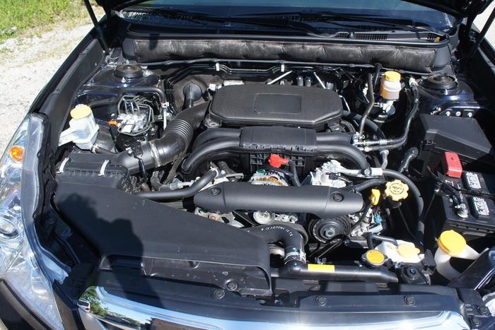 2012 Subaru Outback Review Web2carz