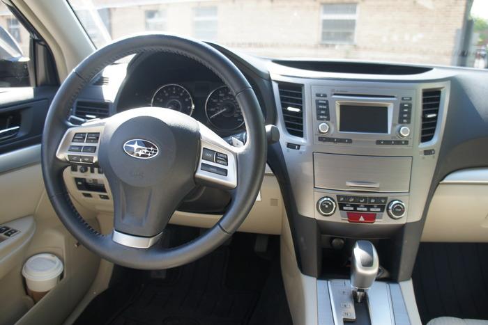 Subaru outback 2012 review