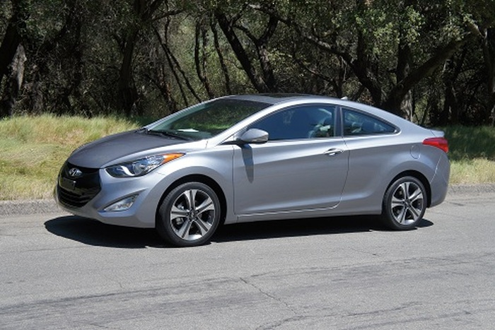 2013 Hyundai Elantra Coupe Review