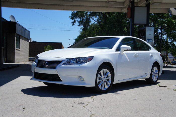 2013 Lexus ES First Drive Review