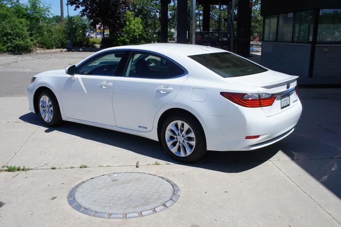 2013 Lexus Es First Drive Review Web2carz