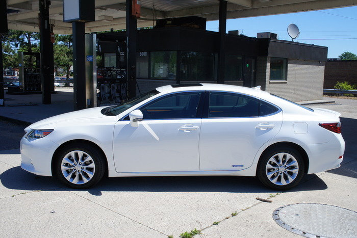 2013 Lexus Es First Drive Review Web2carz