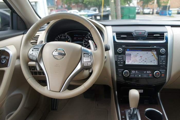 2013 Nissan Altima First Drive Web2carz