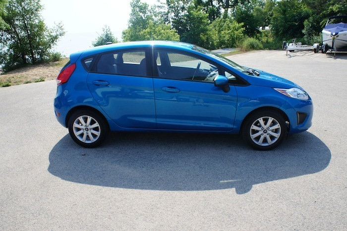 2012 Ford Fiesta SE Hatchback Review