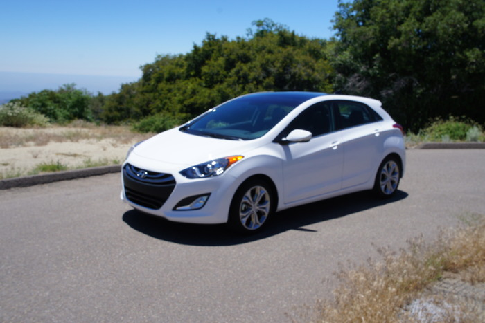 2013 Hyundai Elantra GT Review