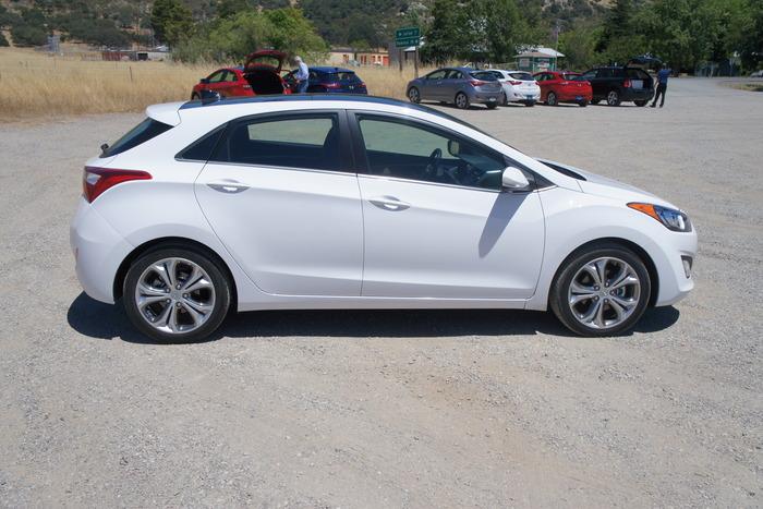 Hyundai Elantra Touring Models