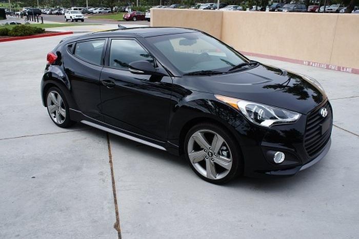 2013 Hyundai Veloster Turbo Review Web2carz