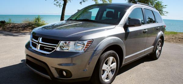 2012 Dodge Journey Sxt Review Web2carz