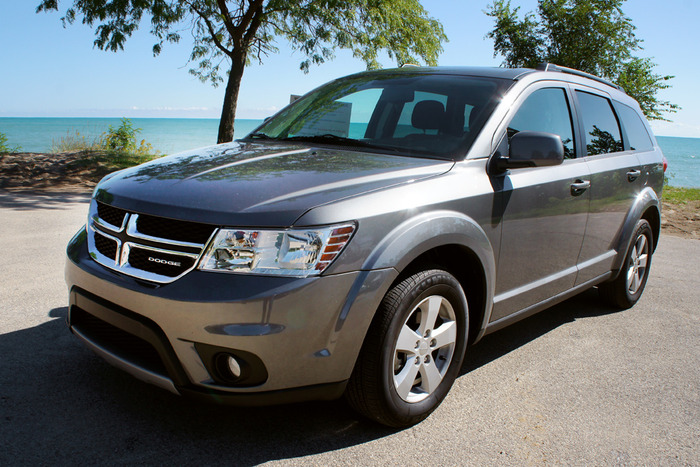 2012 Dodge Journey Sxt Review Web2carz