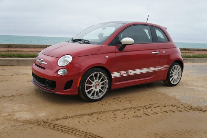 2012 Fiat 500 Abarth and 2012 Fiat 500 Sport Review