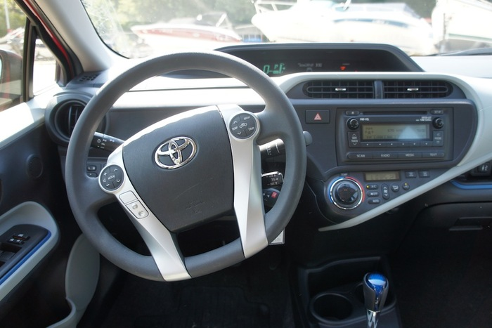 2012 Prius C Review | Web2Carz