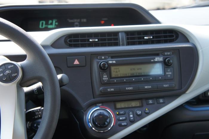 2012 Prius C Review