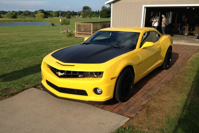 2013 Chevrolet Camaro SS 1LE Review