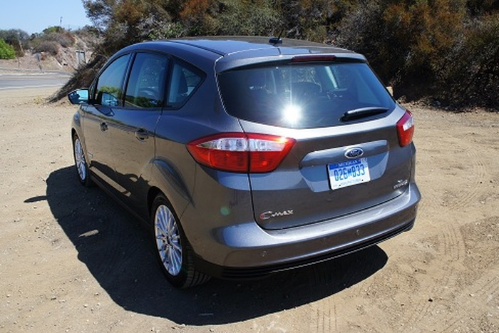 2013 ford c max extended review web2carz. Black Bedroom Furniture Sets. Home Design Ideas