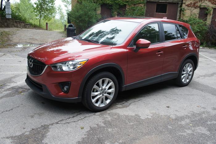 2013 Mazda CX 5 Review