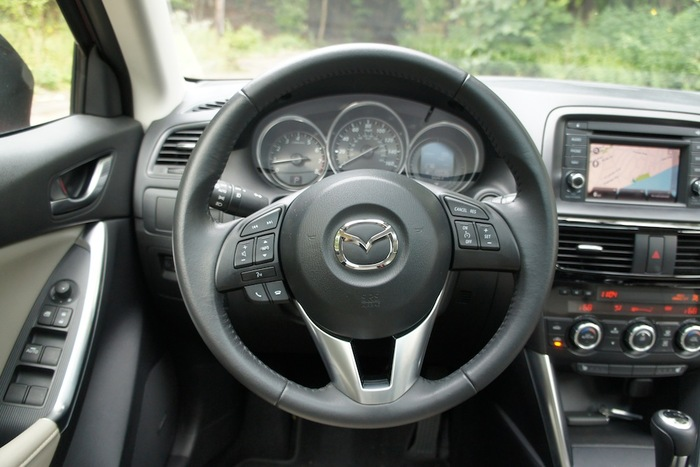 2013 Mazda CX-5 Review | Web2Carz