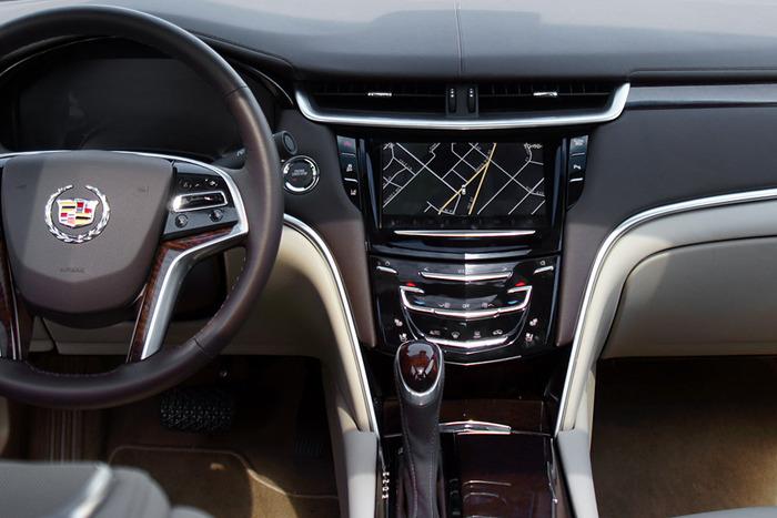 2013 Cadillac XTS Review | Web2Carz