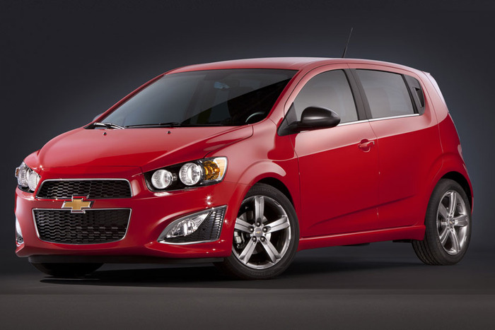 2013 Chevrolet Sonic RS Review