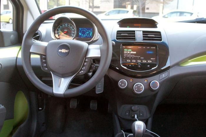 2013 Chevrolet Spark Review | Web2Carz