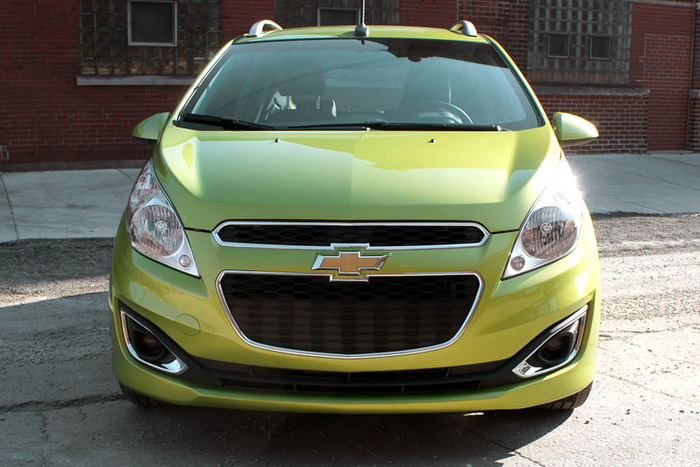 Cheapest Car In America >> 2013 Chevrolet Spark Review | Web2Carz