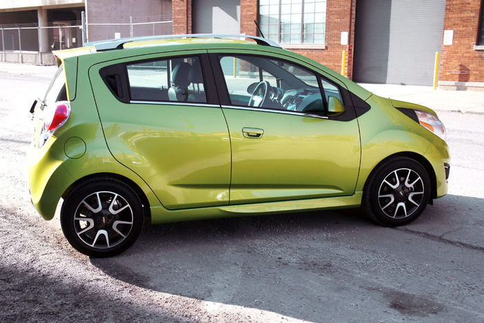 2013 Chevrolet Spark Review | Web2Carz