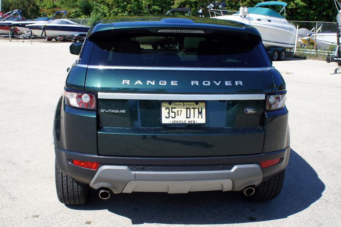 2012 Range Rover Evoque Review | Web2Carz