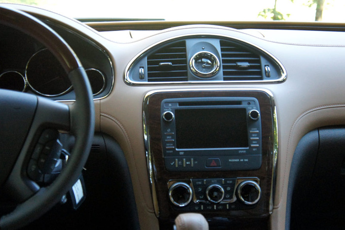 2013 Buick Enclave Extended Review | Web2Carz