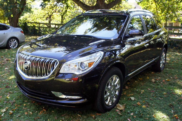 2013 Buick Enclave Review | Web2Carz