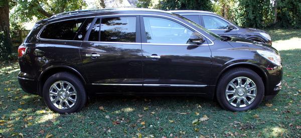 2013 Buick Enclave Review | Web2Carz