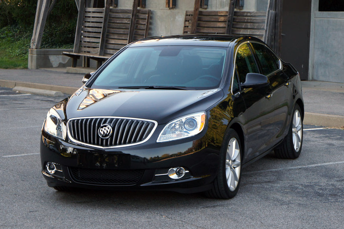 2013 Buick Verano Turbo Review