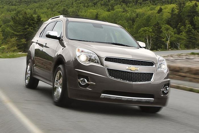 2013 Chevrolet Equinox Review | Web2Carz