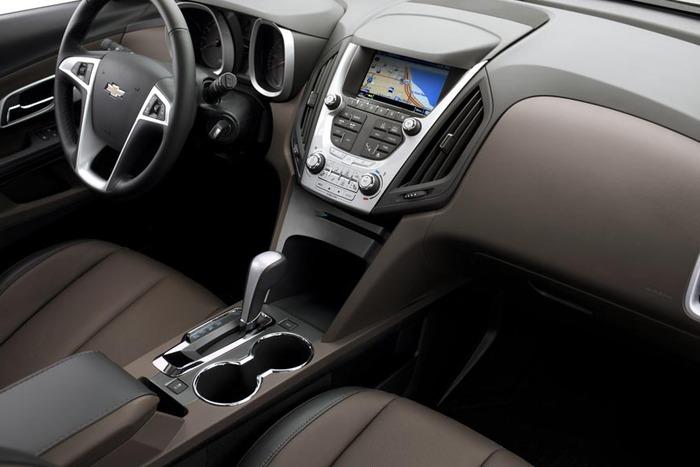 2013 Chevrolet Equinox Review Web2carz