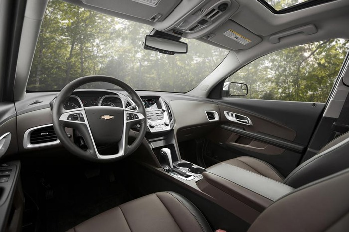 2013 Chevrolet Equinox Review | Web2Carz