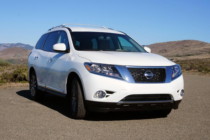 2013 Nissan Pathfinder Review
